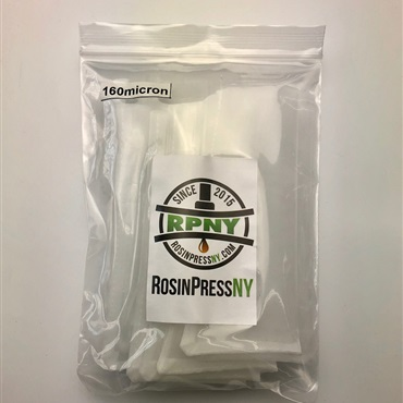 160U - FOLDED STITCH ROSIN FILTER PACK - 50CT