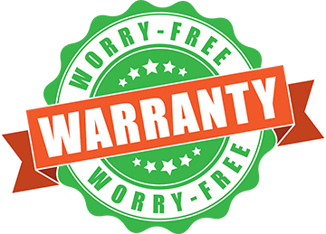 Worry Free Rosin Press Warranty